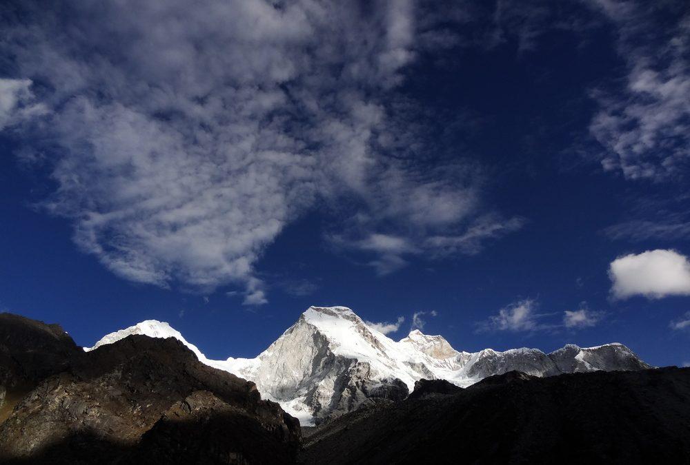 Danger on the mountain…