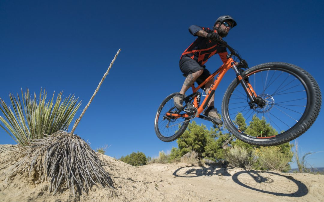 The pleasures and perils of biking in Santa Fe