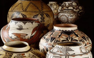 A treasure trove of native history: The Indian Arts Research Center