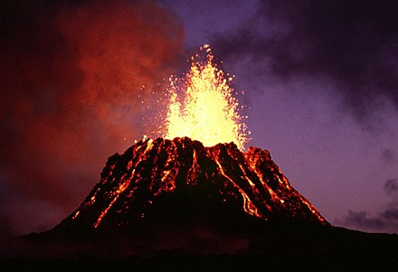 Magma and lava and ash: the ins and outs of volcanoes