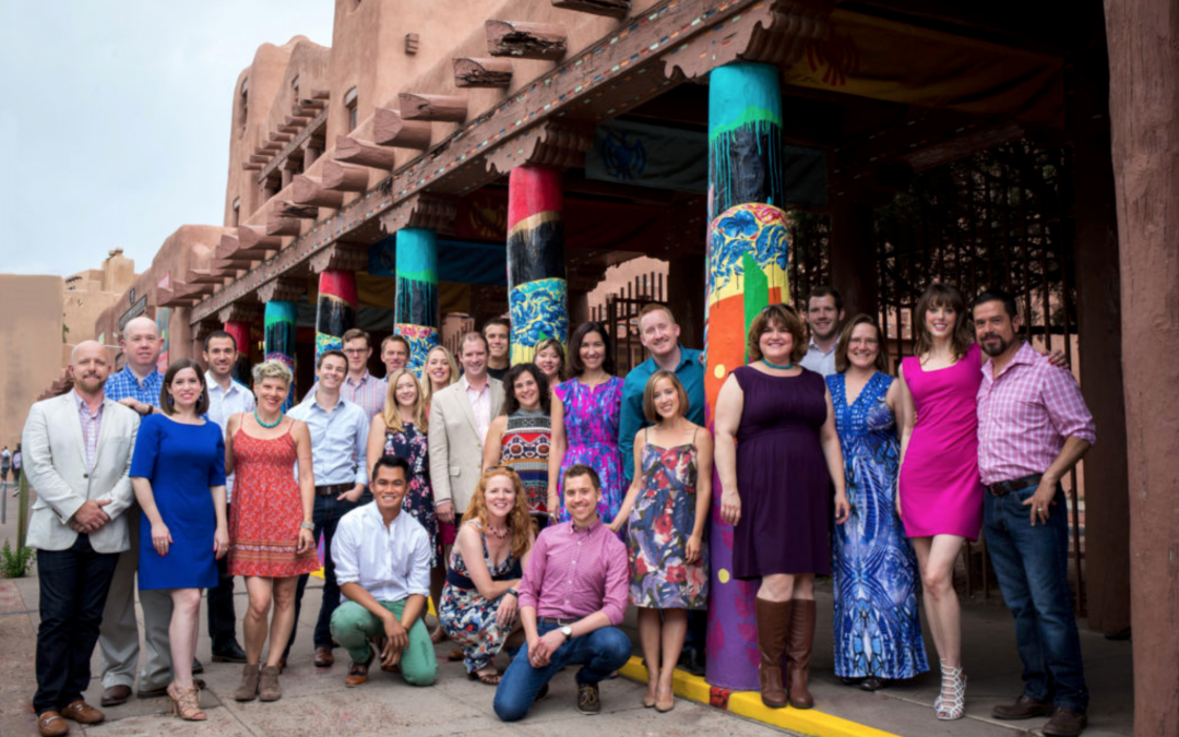 The Desert Chorale Summer, from Inka to Bernstein