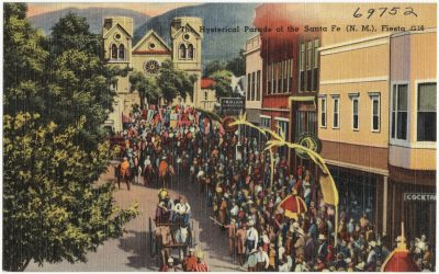 ¡ Que Viva la Fiesta ! An evolution of tradition in Santa Fe