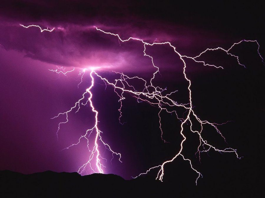Lightning and thunder… explained