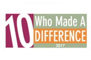 Ten Who Made A Difference