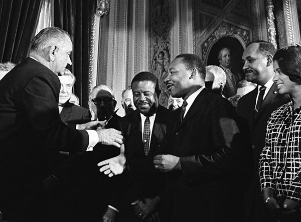Who gets to vote? A history of the 1965 voting rights act