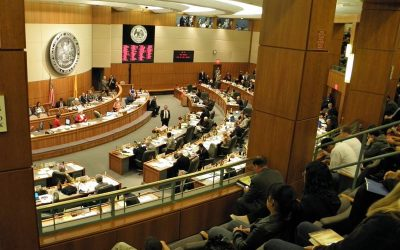 What happened during the 2018 New Mexico legislative session?