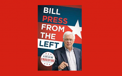 A life in politics and media: Bill Press tells his story
