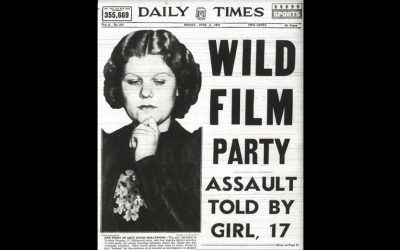 Before #MeToo: A Rape Victim Speaks Up in 1937