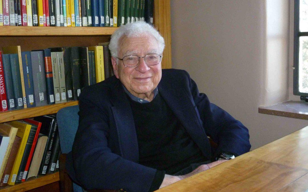 In Memoriam: Murray Gell-Mann
