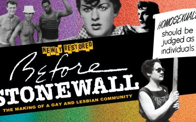 Before Stonewall: Documenting LGBT history
