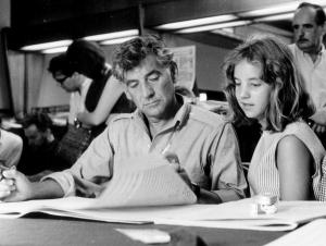 Growing up with Leonard Bernstein