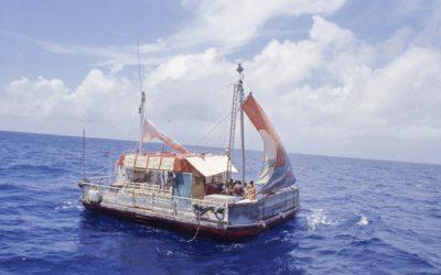 The Raft: a transatlantic social experiment