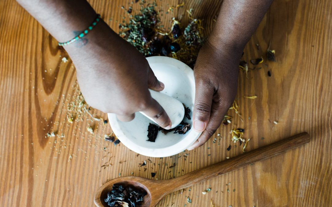 Deep resilience: healing through herbal medicine, farming, and ancestral memory