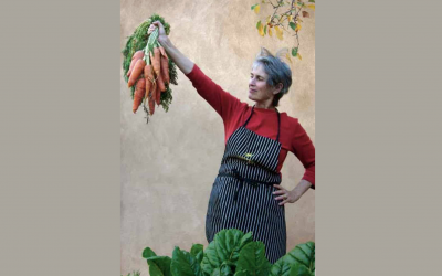 Acclaimed chef Deborah Madison on her new food memoir